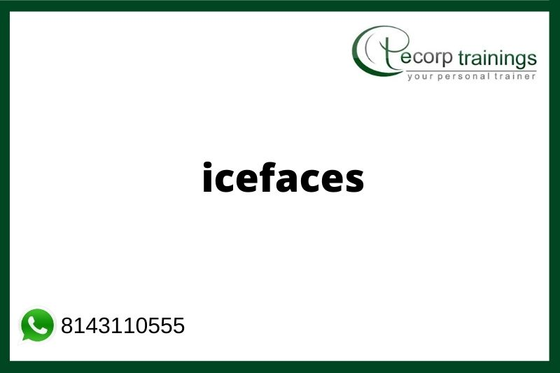 ICEfaces Training