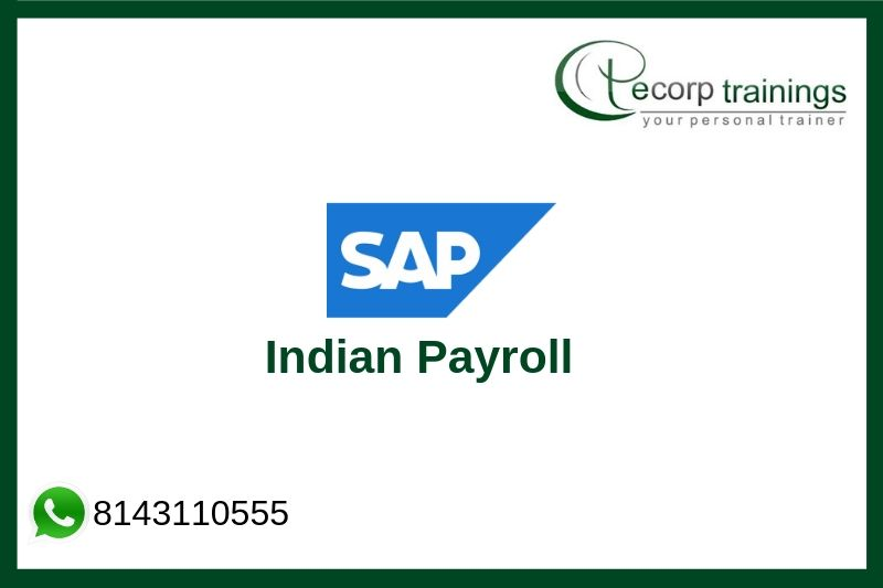 Indian Payroll Training