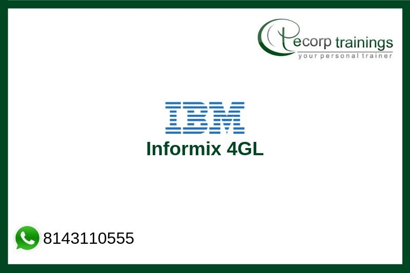IBM Informix 4GL Training