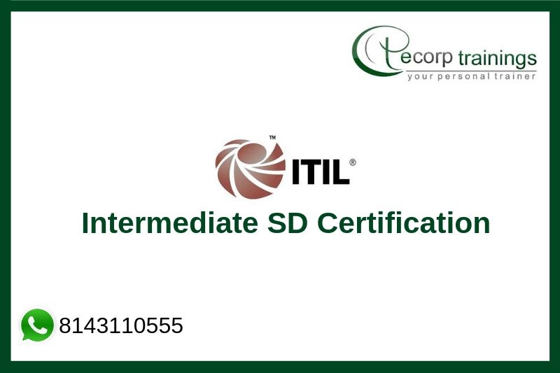 ITIL Intermediate SD Certification Training