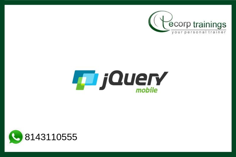 jQuery Mobile Training