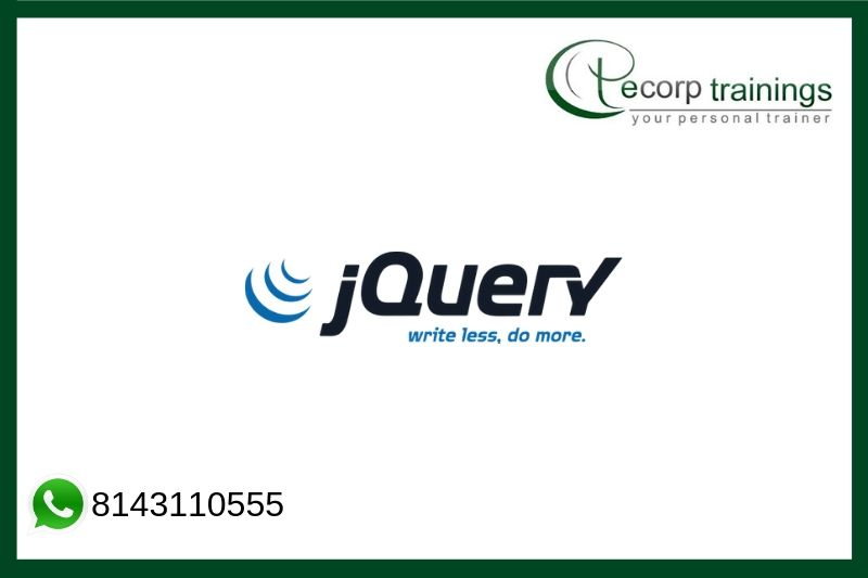 JQuery Training in Hyderabad