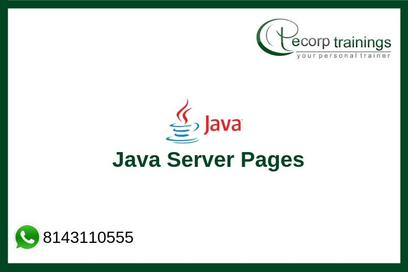 Java Server Pages (JSP) Training