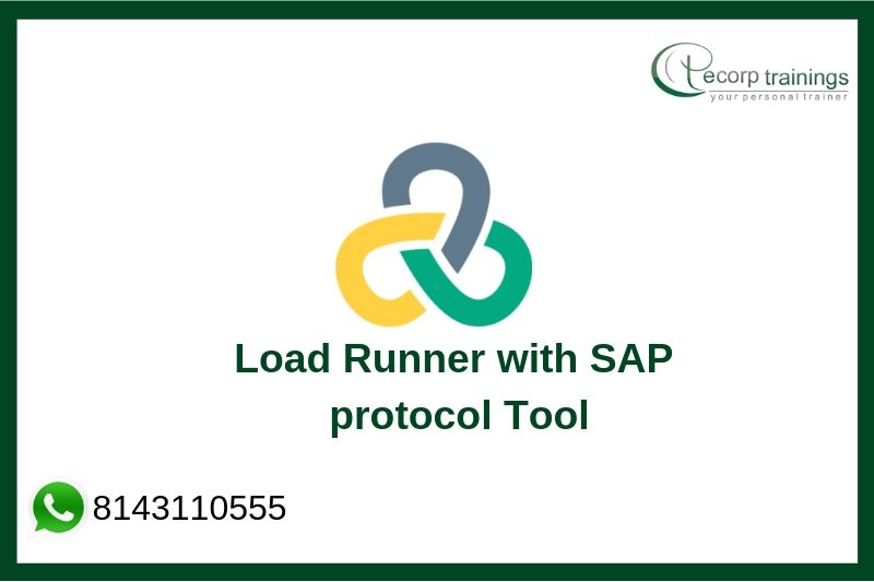 Load Runner with SAP protocol Tool Training