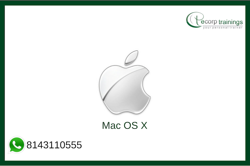Mac OS X Training