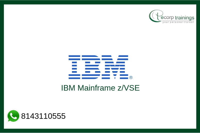 IBM Mainframe z/VSE Training