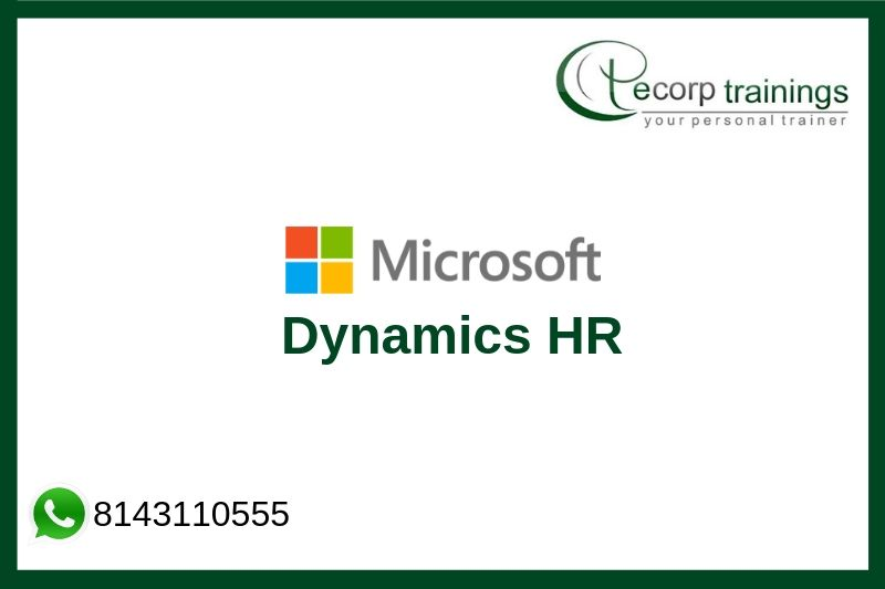 Microsoft Dynamics AX HR Training
