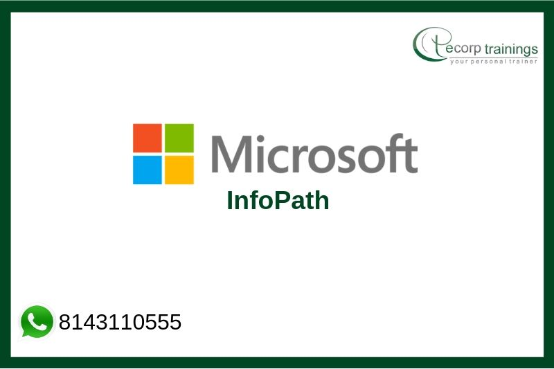 Microsoft InfoPath Training