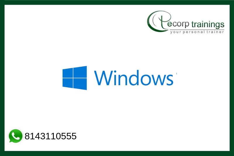 Microsoft Windows Training