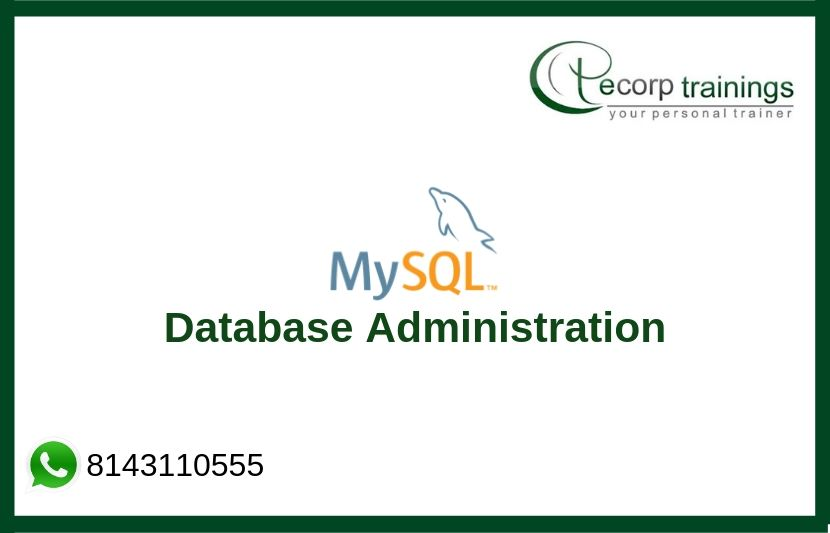 MySQL Database Administration Training