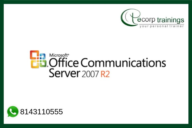 Microsoft Office Communications Server Training