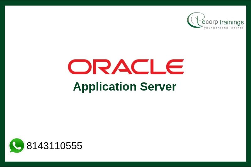 Oracle Application Server Training