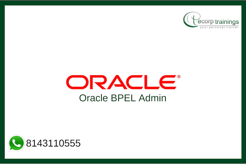 Oracle BPEL Admin Training