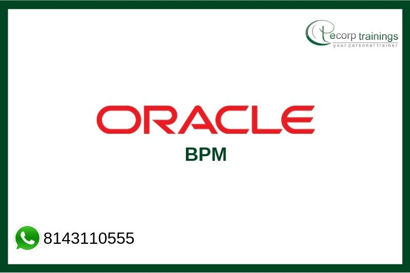 Oracle BPM Training