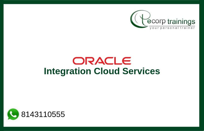 Oracle Integration Cloud Services Training