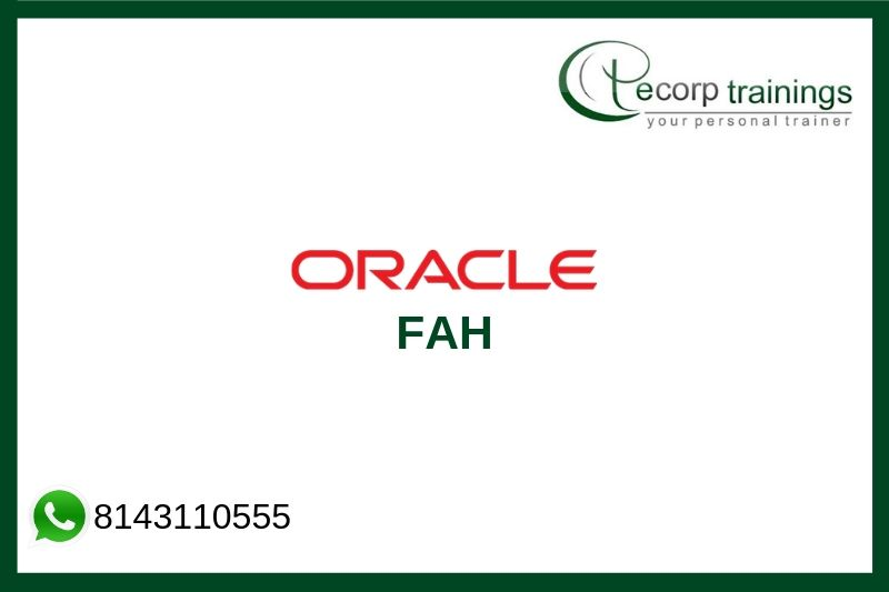 Oracle FAH Training