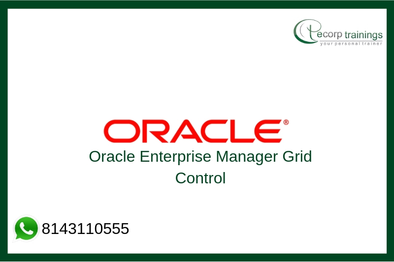 Oracle Enterprise Manager Grid Control Training