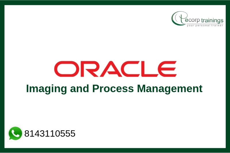 Oracle IPM Training