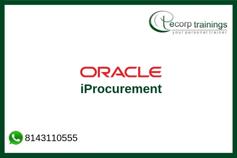 Oracle iProcurement Training