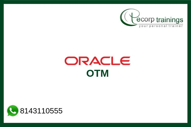 Oracle OTM Training