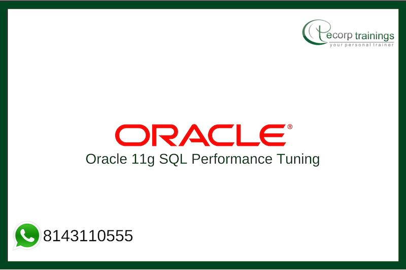 Oracle 11g SQL Performance Tuning Training