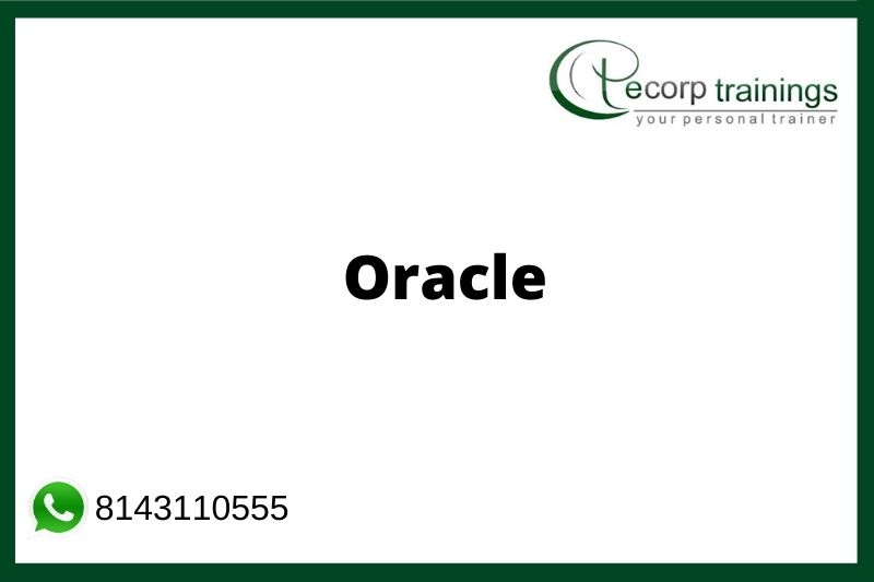 Oracle 10g  Training