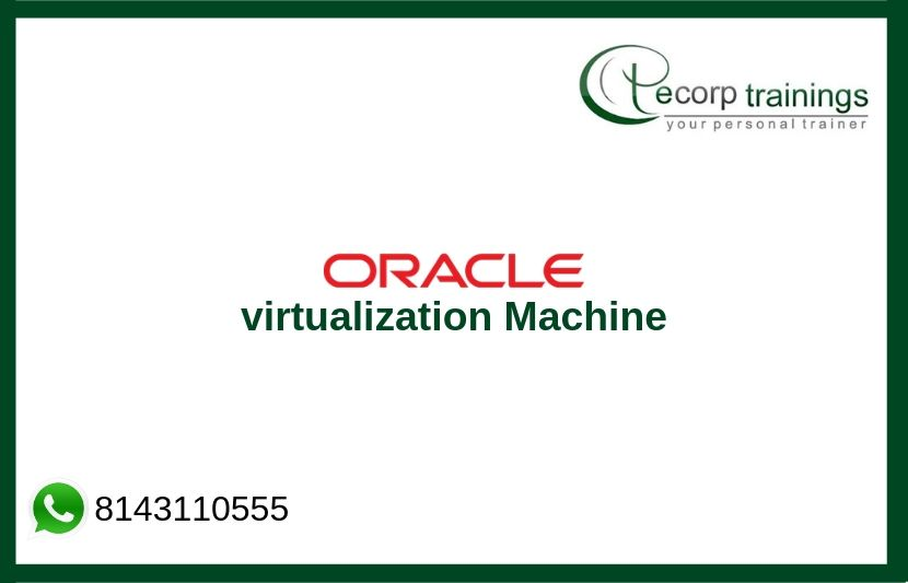 Oracle VM Training