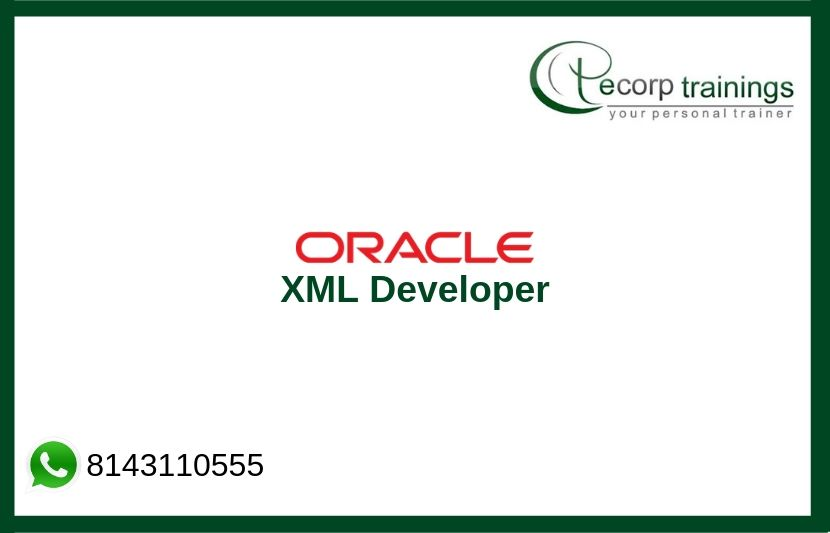 Oracle XML Developer Training