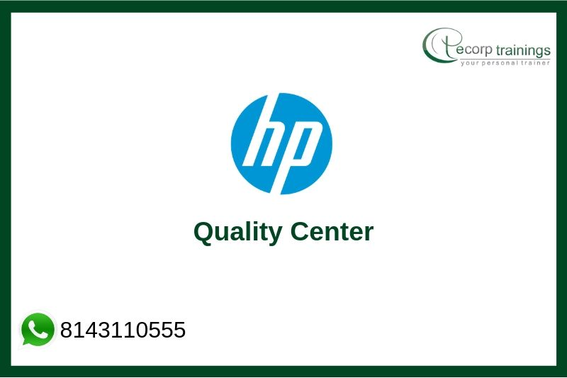 HP Quality Center Training