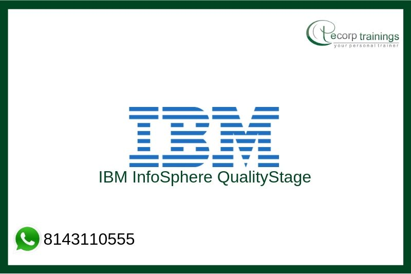 IBM InfoSphere QualityStage Training