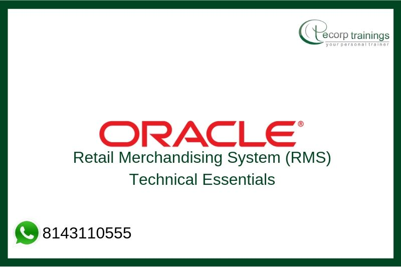 Oracle RMS Training
