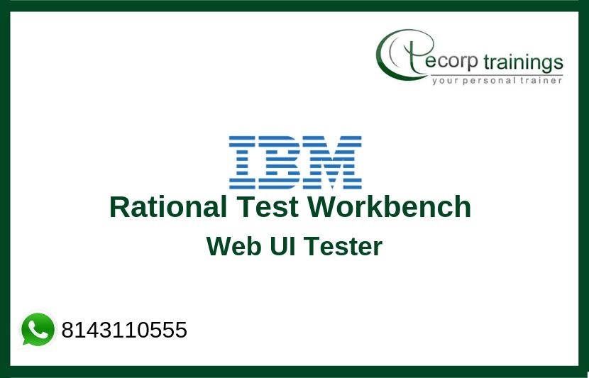 Rational Test Workbench Web UI Tester 9.0 Training