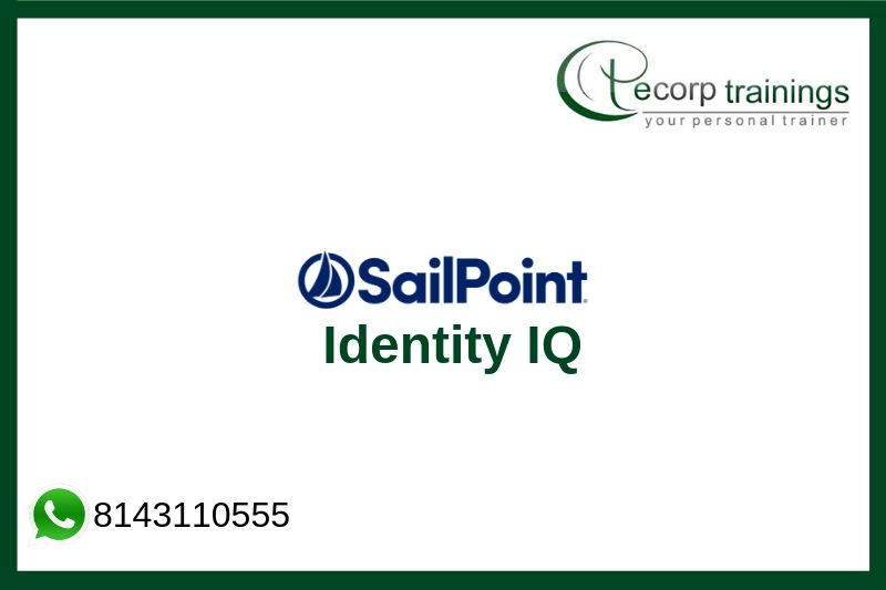SailPoint Identity IQ Training
