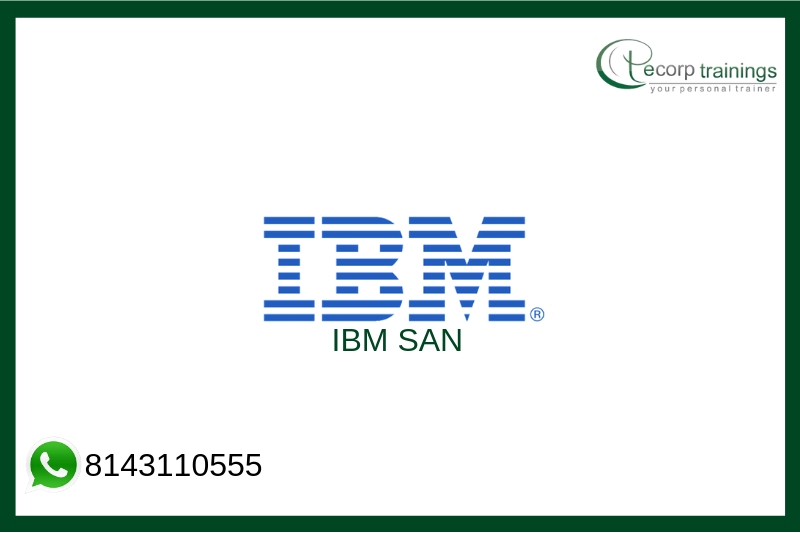 IBM SAN Training