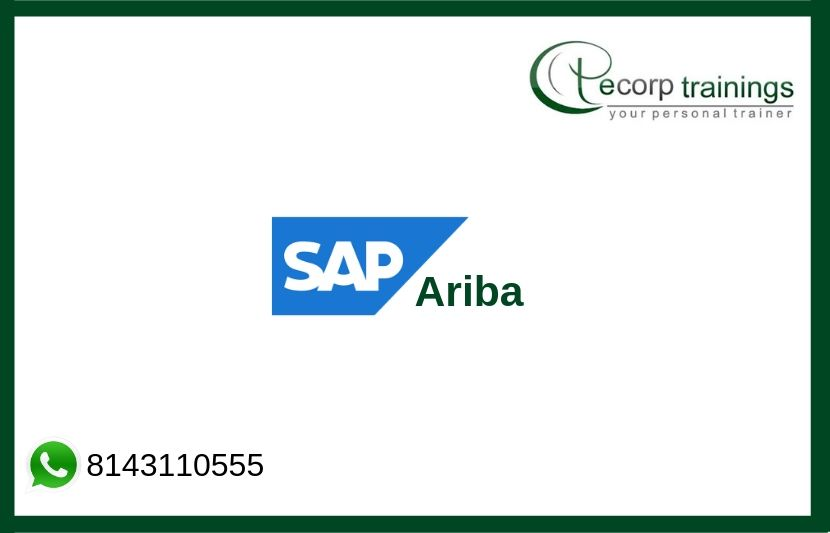 Sap Ariba Training