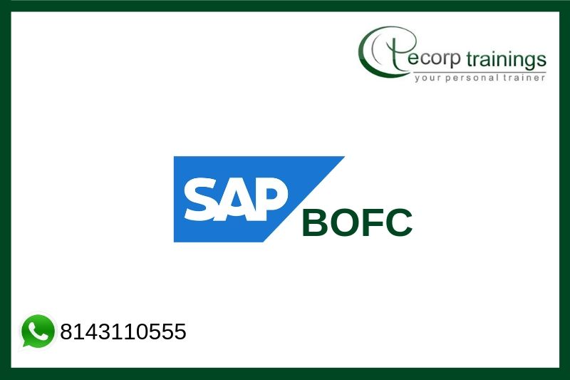 SAP BOFC Training