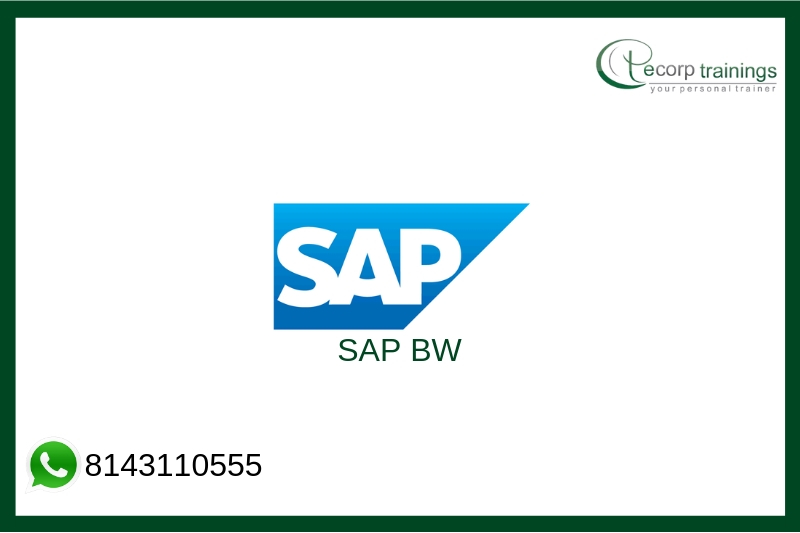 SAP BW Training