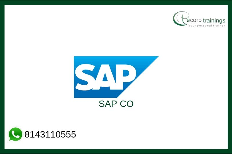 SAP CO Training