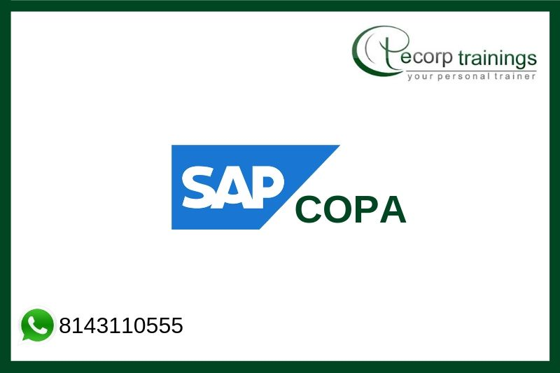 SAP COPA Training