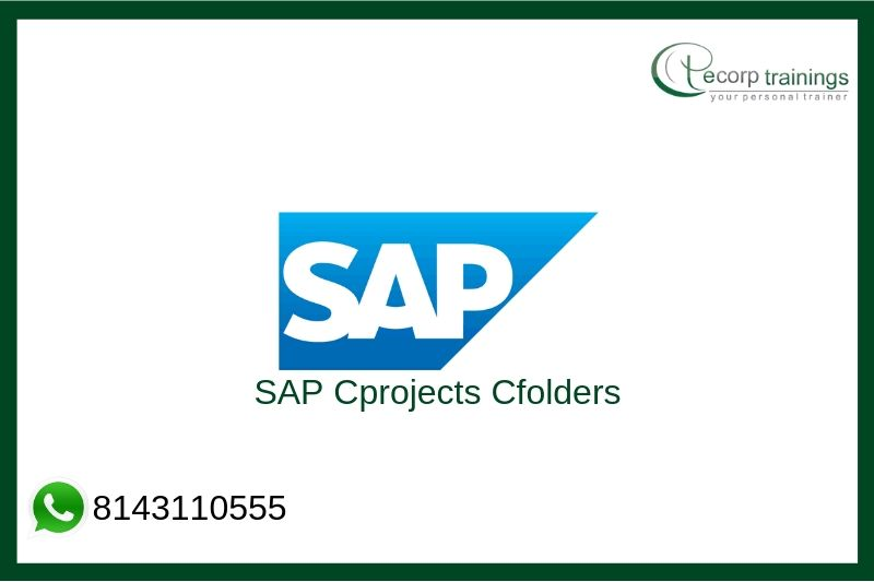 SAP Cprojects Cfolders Training