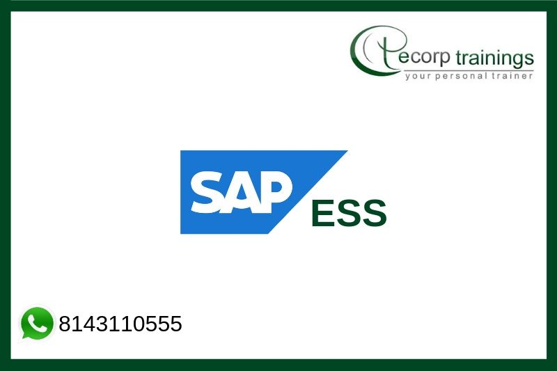 SAP ESS MSS Training