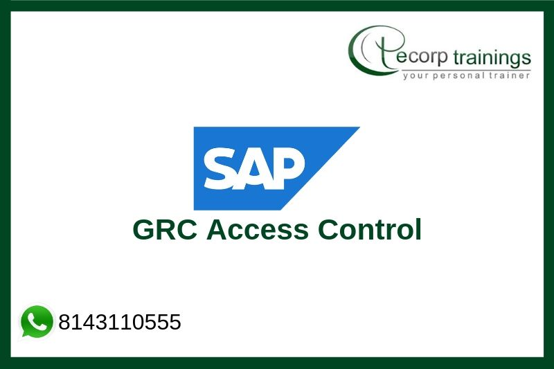 SAP GRC Access Control Training