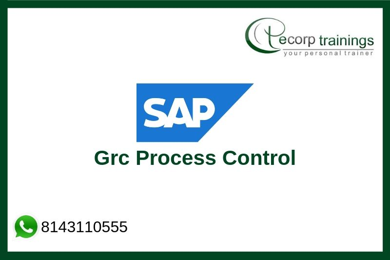 Sap Grc Process Control Training