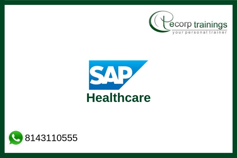 SAP Healthcare Training