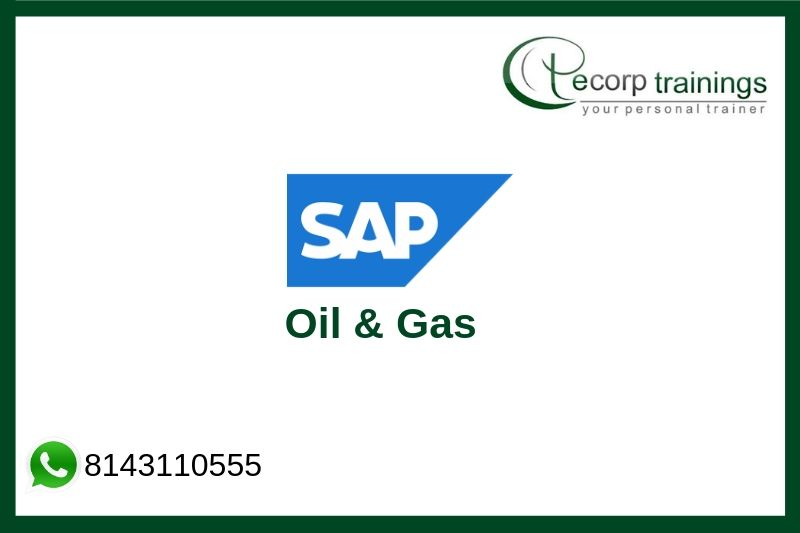 SAP IS OIL & GAS Training