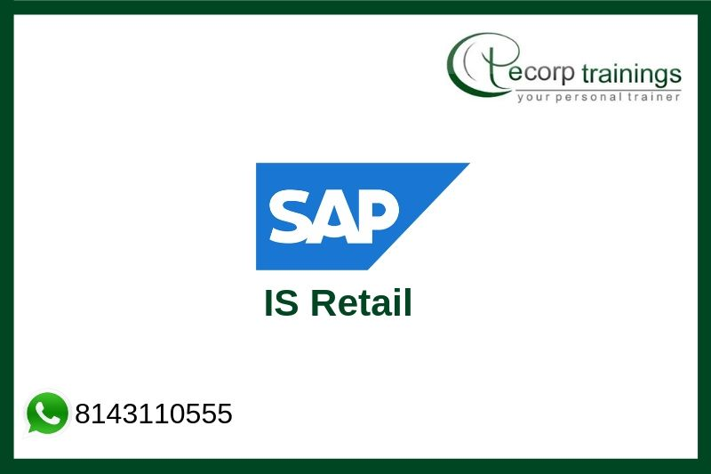 SAP IS Retail Training