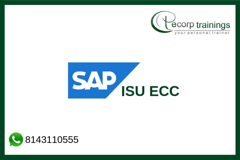 SAP ISU ECC Training