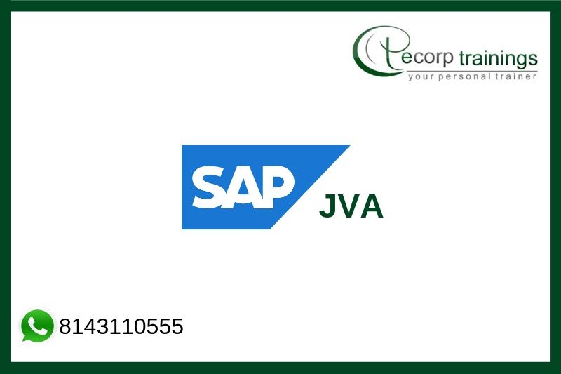 SAP JVA Training