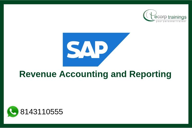 SAP Revenue Accounting and Reporting Training