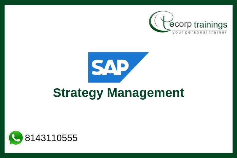 SAP Strategy Management Training